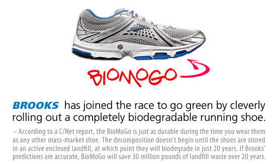 Image for link to a website we love, Brooks Running!