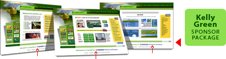 Image of our how our Sponsorship pages Kelly Green program