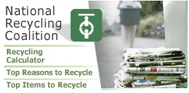 ST - Recycle - National Recycling Coalition