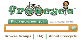 ST - Recycle - Freecycle