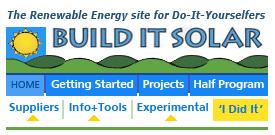 ST - Buy Solar - Build It Solar